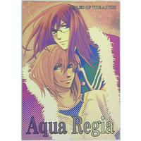 Doujinshi - Anthology - Tales of the Abyss / Jade & Peony (Aqua Regia) / OLIVE/ALPHA PLUS