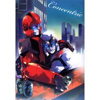 Doujinshi - Transformers / Ironhide x Ratchet (Concentric) / heinel