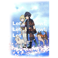 Doujinshi - Final Fantasy XV / Noctis x Lunafreya (Let It Snow!) / KRMY