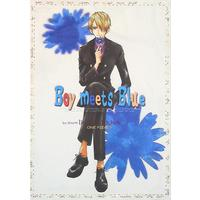 Doujinshi - ONE PIECE / Sanji (Boy meets Blue) / kashi