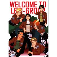 Doujinshi - Shingeki no Kyojin / Levi (WELCOME TO LEVI-GROUP) / KUSSO