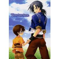 Doujinshi - Final Fantasy VIII / Laguna Loire & Squall (Time has gone,) / Tasomorera
