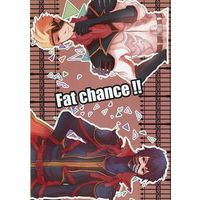Doujinshi - Final Fantasy Type-0 / Qator Bashtar x Kurasame (Fat chance!!) / HEARTRATE