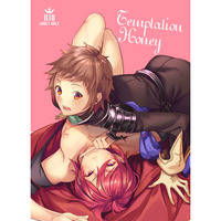 [Boys Love (Yaoi) : R18] Doujinshi - GRANBLUE FANTASY / Gran x Percival (Temptation Honey) / 砂の城