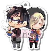 Strap - Yuri!!! on Ice / Yuri Plisetsky & Yuuri