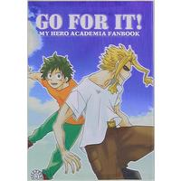 Doujinshi - Anthology - My Hero Academia / Midoriya Izuku & All Might (GO FOR IT! *合同誌) / かわらみあ/漢天国