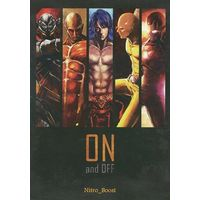 Doujinshi - Illustration book - Anthology - ON and OFF / Otoeyu
