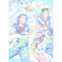 Doujinshi - Yowamushi Pedal / Makishima & Toudou (Re: Mountain The Stars Vol2) / GARNET