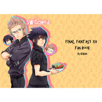Doujinshi - Final Fantasy XV / All Characters & Noctis & Ignis (switched) / Kakan