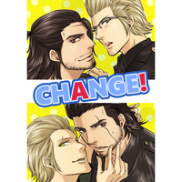 [Boys Love (Yaoi) : R18] Doujinshi - Final Fantasy XV / Gladiolus x Ignis (CHANGE!) / The Fantasy Empire