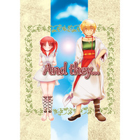 Doujinshi - Magi (And they…) / Apricot・Jam