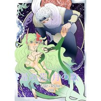 [NL:R18] Doujinshi - Novel - Final Fantasy IV / Edge x Rydia (星の花、月の歌) / rom
