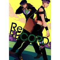 Doujinshi - Jojo Part 4: Diamond Is Unbreakable / Jyosuke x Rohan (Re.RECORD *再録) / Doronuma Bunshitsu