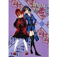 Doujinshi - Anthology - K (K Project) / Saruhiko x Misaki (Who is The ♂?) / MONKEY AND CROW