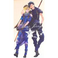 Doujinshi - Final Fantasy VII / Zack Fair x Cloud Strife (Tom&Jerry ZC remix005 *再録) / Yuubin Basha