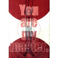 Doujinshi - D.Gray-man / All Characters (You are my master) / 哀歌