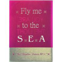 Doujinshi - Novel - Fly me to the SEA / 水上ルイ企画室