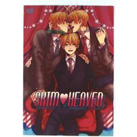 [Boys Love (Yaoi) : R18] Doujinshi - Hetalia / United Kingdom x America (SKIM HEAVEN) / Frenzy