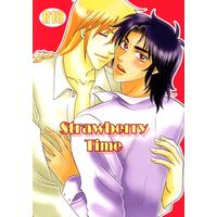 [Boys Love (Yaoi) : R18] Doujinshi - Saint Seiya / Virgo Shaka x Phoenix Ikki (Strawberry Time) / Rala-Mie