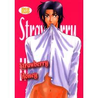[Boys Love (Yaoi) : R18] Doujinshi - Saint Seiya / Virgo Shaka x Phoenix Ikki (Strawberry Honey) / Rala-Mie