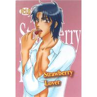 [Boys Love (Yaoi) : R18] Doujinshi - Saint Seiya / Virgo Shaka x Phoenix Ikki (Strawberry Lover) / Rala-Mie