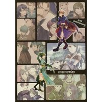 Doujinshi - Illustration book - Fire Emblem Series / All Characters (memories) / たるす