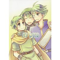Doujinshi - Fire Emblem : The Binding Blade / Walt (Fire Emblem) (MY DEAR) / 銀色砂時計