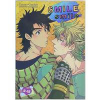 [Boys Love (Yaoi) : R18] Doujinshi - Jojo Part 2: Battle Tendency / Caesar x Joseph (SMILE smile) / シードット