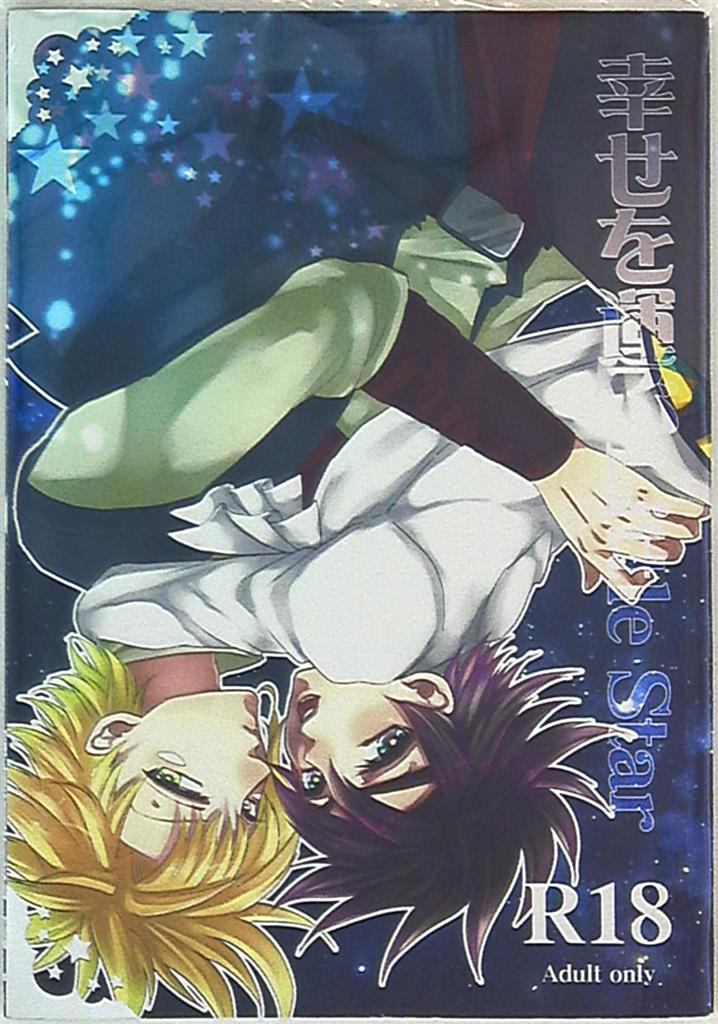 [Boys Love (Yaoi) : R18] Doujinshi - Jojo Part 2: Battle Tendency / Caesar x Joseph (幸せを運ぶLittle Star) / Sonne Farbe