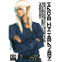 [Boys Love (Yaoi) : R18] Doujinshi - Novel - Final Fantasy XIV (Made in Heaven) / ぺそけん