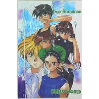 Doujinshi - Mobile Suit Gundam Wing (() True Romance) / HELLO WORLD