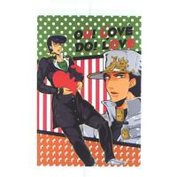 Doujinshi - Jojo Part 4: Diamond Is Unbreakable / Jyosuke x Jyoutarou (OH! LOVE DO! LOVE) / H-DADA