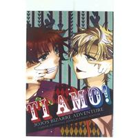 Doujinshi - Anthology - Jojo Part 2: Battle Tendency / Joseph x Caesar (TI AMO! *合同誌) / LICO*MOCO