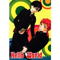 Doujinshi - Blue Exorcist / Renzo x Yukio (Hello World) / under the rose