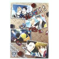 [Boys Love (Yaoi) : R18] Doujinshi - Anthology - Blue Exorcist / Juzo x Kinzo (YEAH!めっちゃほりでー! *合同誌) / Amanatsu