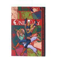 Doujinshi - Anthology - Jojo Part 2: Battle Tendency / Caesar x Joseph (ONE-DAY *合同誌) / GETAYA