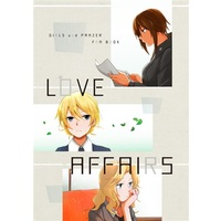 Doujinshi - GIRLS-und-PANZER / Maho & Darjeeling & Kay & Orange Pekoe (LOVE AFFAIRS) / ARCADIA