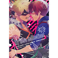 [Boys Love (Yaoi) : R18] Doujinshi - Omnibus - My Hero Academia / Todoroki Shouto x Bakugou Katsuki (My Hero Collection!) / APOLLO