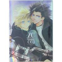 Doujinshi - Final Fantasy VII / Zack & Cloud (ZC remix 003 *再録) / Yuubin Basha