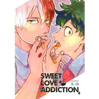 [Boys Love (Yaoi) : R18] Doujinshi - My Hero Academia / Todoroki Shouto x Midoriya Izuku (SWEET LOVE ADDICTION) / osatou