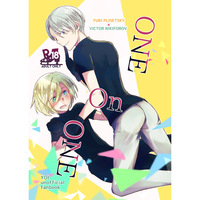 [Boys Love (Yaoi) : R18] Doujinshi - Yuri!!! on Ice / Yuri Plisetsky x Victor Nikiforov (ONE ON ONE) / イランシキ