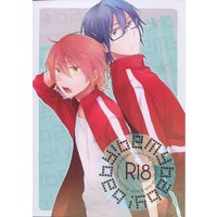 [Boys Love (Yaoi) : R18] Doujinshi - K (K Project) (baby! Be my baby!) / Pinkch!