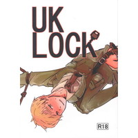 [Boys Love (Yaoi) : R18] Doujinshi - Hetalia / America x United Kingdom (UK LOCK) / トトトツーツーツートトト