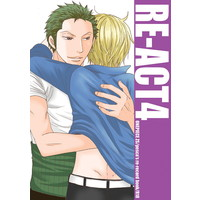 [Boys Love (Yaoi) : R18] Doujinshi - Omnibus - ONE PIECE / Zoro x Sanji (RE-ACT4) / pesca