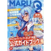 Doujinshi - Novel - Illustration book - Touhou Project / Cirno (【冊子単品】MARU Q ~チルノのパーフェクトさんすう教室 公式ガイドブック~) / IOSYS