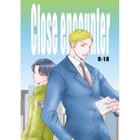 [Boys Love (Yaoi) : R18] Doujinshi - Novel - Shingeki no Kyojin / Erwin x Levi (Close encounter) / un-Balance