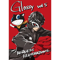 Doujinshi - Illustration book - Persona5 (GLOSSY vol.5) / fluffy×fluffy