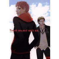 [Boys Love (Yaoi) : R18] Doujinshi - Blue Exorcist / Renzo x Suguro (Touch me and melt me.) / 0033