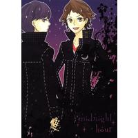 Doujinshi - Persona4 / Narukami Yu & Yosuke (midnight hour) / cat walk