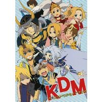Doujinshi - Final Fantasy Series / All Characters & Cecil Harvey (KDM) / 縁側